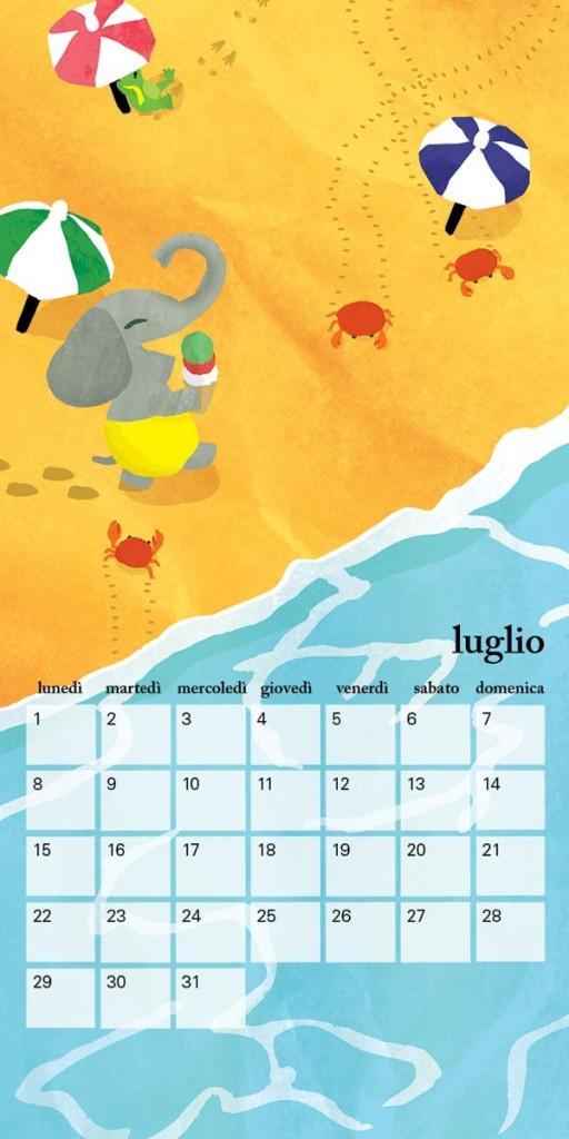 Calendar-1-July-Little-Cloud