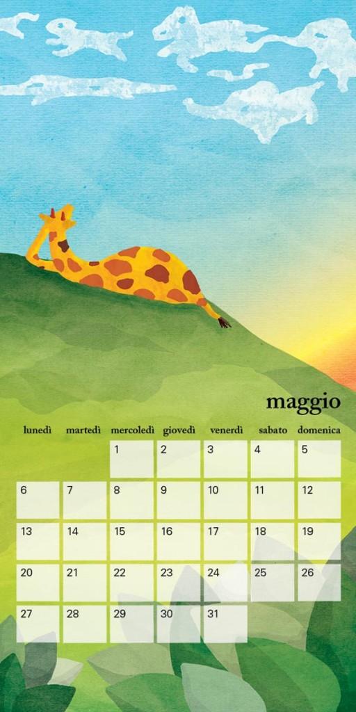 Calendar-1-May-Little-Cloud